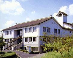 奈良ユースホステルの外観