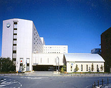 橿原ロイヤルホテルの外観