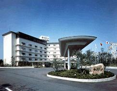 ガーデンホテルオリーブの外観