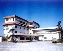 二見温泉 ホテル清海の外観