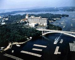 志摩観光ホテル ザ クラシックの外観