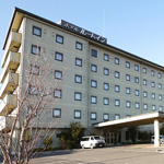ホテルルートイン伊賀上野の外観