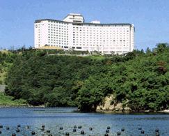 伊勢志摩ロイヤルホテルの外観