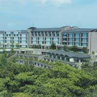 ホテル近鉄アクアヴィラ伊勢志摩の外観