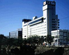 スマイルホテル和歌山の外観