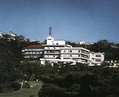 双子島荘の外観