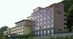陽いずる紅の宿 勝浦観光ホテルの外観