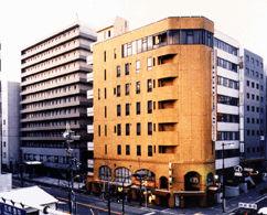 サニーストンホテルの外観