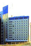 ニューオーサカホテルの外観
