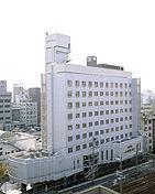 ホテルクライトン新大阪の外観