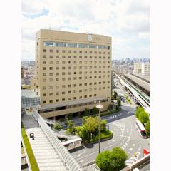 ホテル・アゴーラ大阪守口の外観