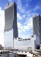 ホテル大阪ベイタワーの外観