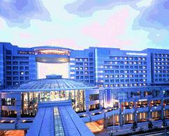 ホテル日航関西空港の外観