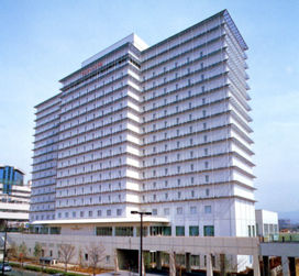 関西エアポートワシントンホテルの外観