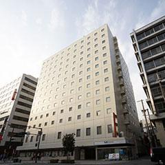 大阪東急REIホテルの外観