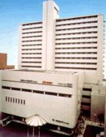 新阪急ホテルアネックスの外観
