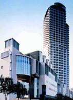 ザ・リッツ・カールトン大阪の外観