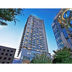 ウェスティンホテル大阪の外観