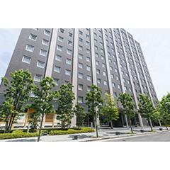 ホテルブライトンシティ大阪北浜の外観