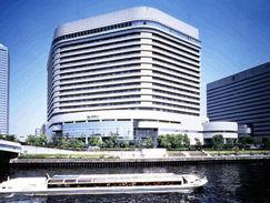 ホテルニューオータニ大阪の外観