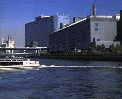 大阪キャッスルホテルの外観