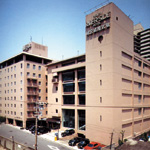 大阪リバーサイドホテルの外観
