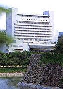 KKRホテル大阪の外観