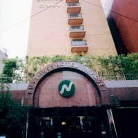 ビジネスホテル ニッセイの外観