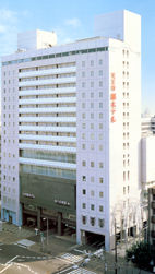 天王寺都ホテルの外観