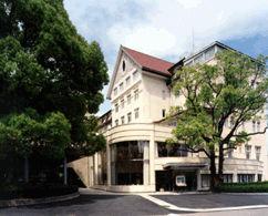 宝塚ホテルの外観