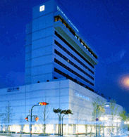 伊丹シティホテルの外観
