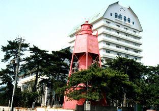 国民宿舎 シーパル須磨の外観