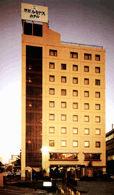 明石ルミナスホテルの外観