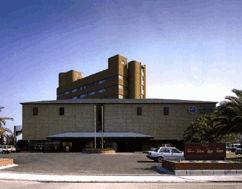 淡路インターナショナルホテル ザ・サンプラザの外観