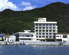 淡路島海上ホテルの外観