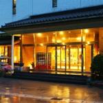 川口屋城崎リバーサイドホテルの外観