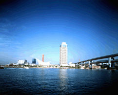 ホテルオークラ神戸の外観