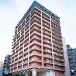 ホテルサンルートソプラ神戸の外観