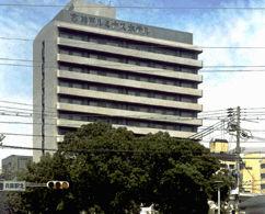 神戸ルミナスホテルの外観