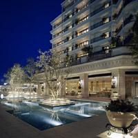 ホテル ラ・スイート神戸ハーバーランドの外観