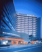 ホテルパールシティ神戸の外観