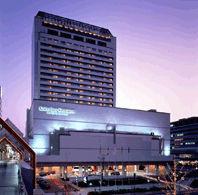 神戸ベイシェラトンホテル&タワーズの外観
