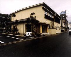 温泉旅館丸茂の外観