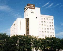 鳥取シティホテルの外観
