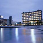 皆生シーサイドホテル 海の四季の外観