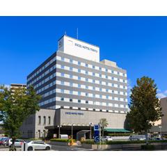 松江エクセルホテル東急の外観