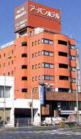 松江アーバンホテルの外観