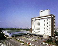 岡山国際ホテルの外観