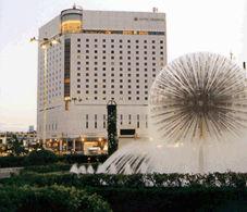 ホテルグランヴィア岡山の外観