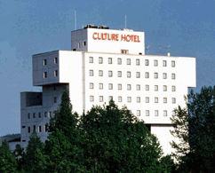 リーセントカルチャーホテルの外観